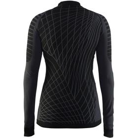 Craft W's Active Intensity CN LS Shirt Black/Granite